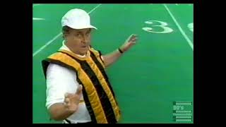 ESPN Sideline Coach Coined All the Common Sports Phrases promo 1994