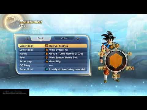 Best QQ bang DRAGON BALL XENOVERSE 2
