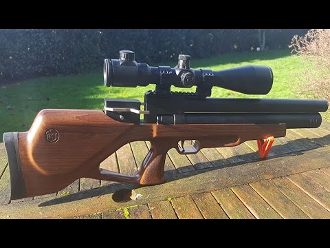 New 2017 Kalibrgun Cricket Mini Carbine - [review]