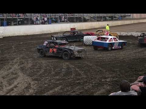 34 Raceway May Rear Wheel Drive Weld Consolation