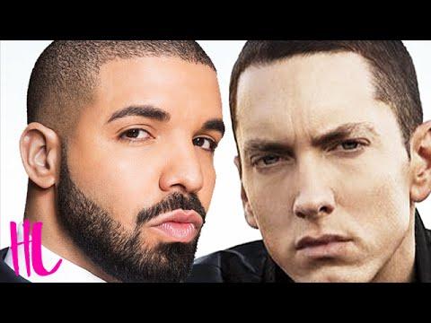 Drake Calls Eminem Greatest Rapper Ever - VIDEO