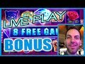 🔴Live Play at Morongo 🎰 ✦ 5 GAMES w/ Bonuses! ✦ Slot Machine Pokies w Brian Christopher