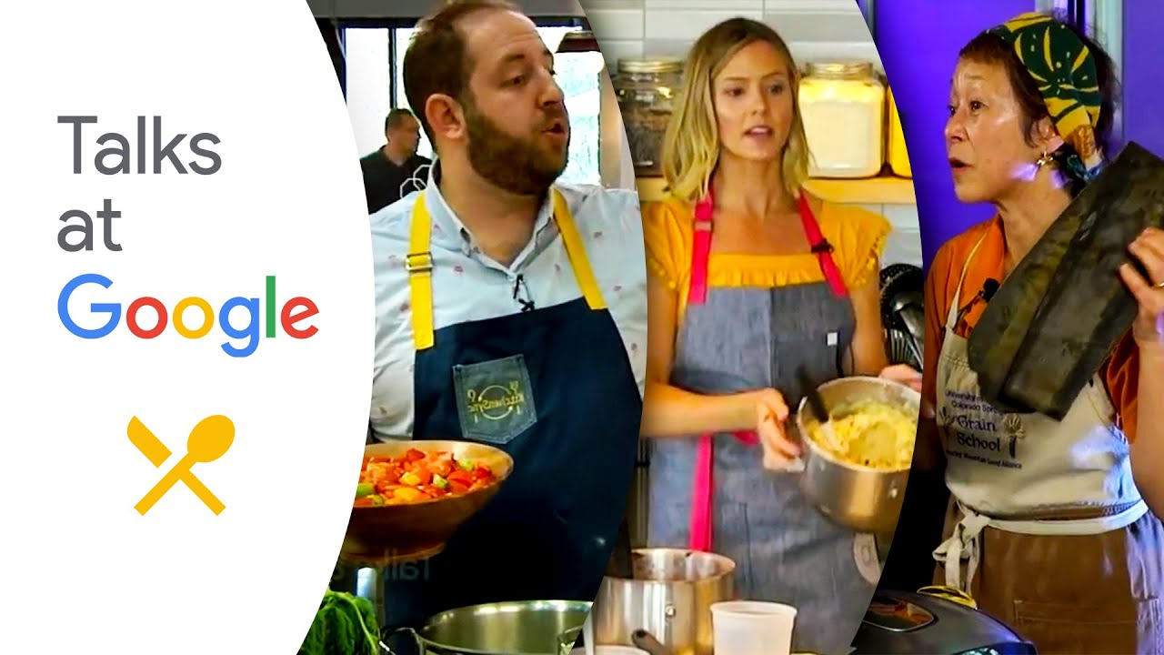 Cooking Tips from the World's Best Chefs | Food Themed Talks at Google
