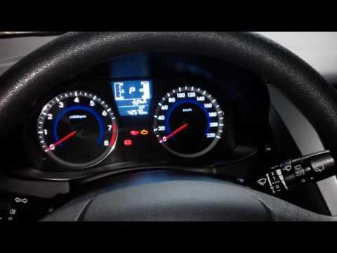 Hyundai Solaris честный отзыв после прошивки