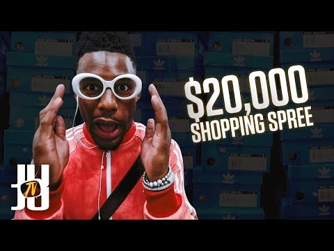 JuJu Goes on Insane $20,000 Shopping Spree For His Friends