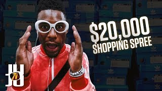 JuJu Goes on Insane 20000 Shopping Spree For His Friends
