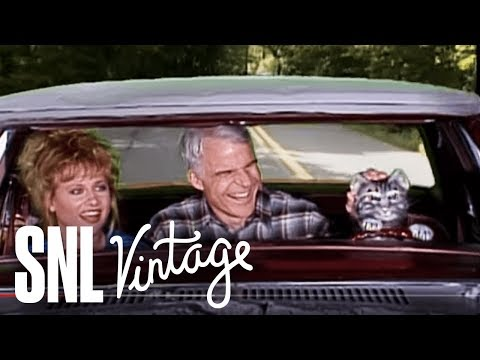 Toonces the Driving Cat: Driver's Test  SNL