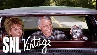 SNL Sürüş Kedi Toonces: Sürücü Test -