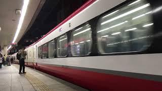 [人身事故の影響…]名鉄1200系リニューアル 1012f+名鉄1800系リニューアル 1806f(快特神宮前行き)金山駅 発車‼️