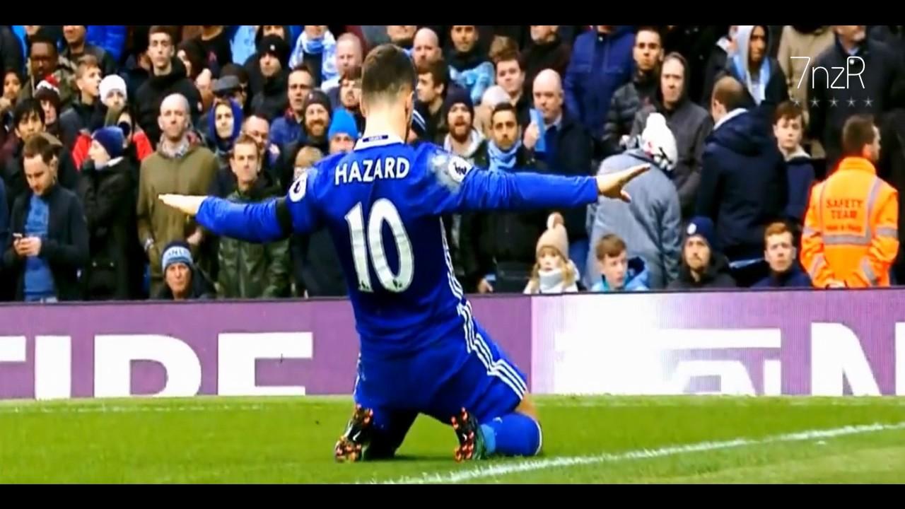 Download Eden Hazard 2016/2017 - Goals & Skills ll HD