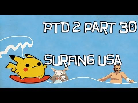 Pokemon Tower Defense 2 Story Mode Part 30: Surfing USA