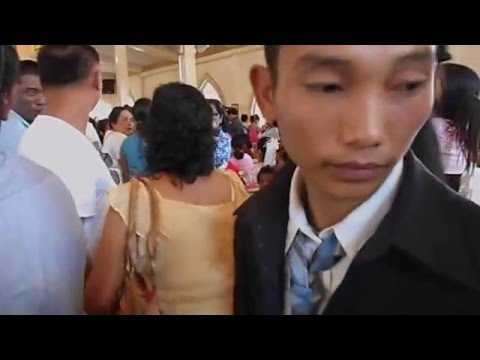 Filipino Mass Wedding 2015