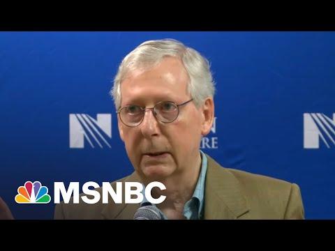 Defending Democracy, Corporations Reprise 2006 Role, This Time Against Republicans   Rachel Maddow