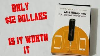 MonoPrice Mini Microphone For Smartphones