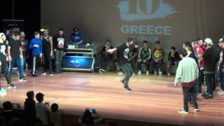 Blackout vs Aspropyrgos City | Battle of the Best Thessaloniki 2013