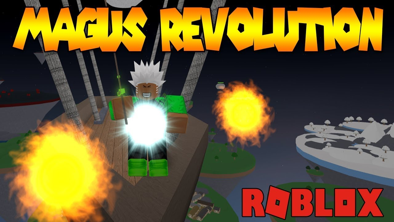 CREATE YOUR OWN MAGIC SPELLS IN ROBLOX | MAGUS REVOLUTION | iBeMaine