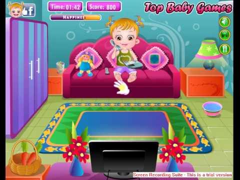 Baby Hazel Backyard Party - YouTube