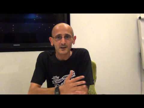Dr. Thierry Isckia (Telecom Business School) - Testimonials Creative Bangkok 2014
