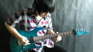Repeat youtube video Yiruma「River Flows In You」Electric Guitar - by Vichede