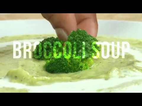 Creamy Broccoli Soup – vegetarian