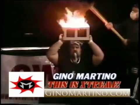 """Gino Martino This is the """"Extreme Strongman"""""""