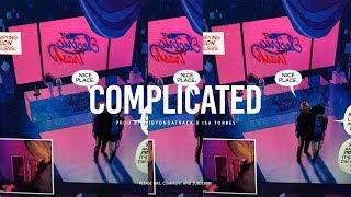 [FREE] Bryson Tiller x Jhene Aiko R&B Soul Type Beat ''Complicated'' | Eibyondatrack x Isa Torres