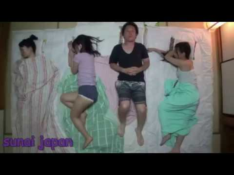 Japan Male Friends Sleep Overnight thumbnail