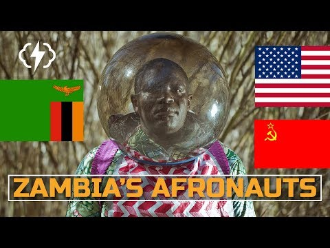 That One Time Zambia Tried To Win The Space Race
