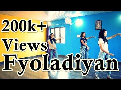 fyoladiya| Dance on Garhwali song Fyoladiya