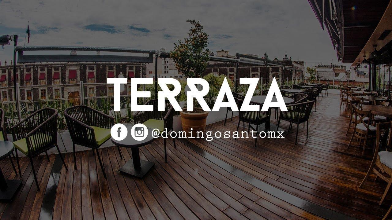 Hotel Boutique Domingo Santo Terraza
