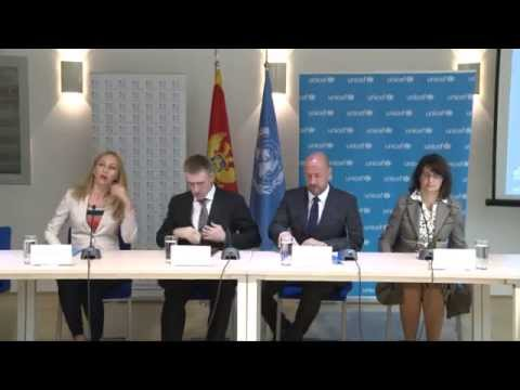 Montenegro launches the MICS survey on the situation of children and women in the country