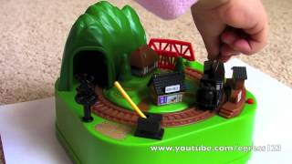 Weird Japanese Toys - Train Coin Bank