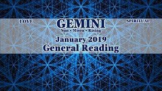 GEMINI | That Painful Past Tho! Jan 2019 Love, Spiritual, & General Tarot Reading
