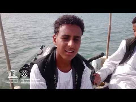Mohamed #MyOceanPledge Sanganeb Marine National Park and Dungonab Bay - Mukkawar Island