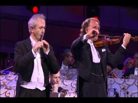 ANDRE RIEU & JSO - SCOTLAND THE BRAVE & AMAZING GRACE