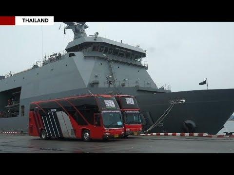 PH Navy, nakilahok sa 1st ASEAN Multilateral Naval Exercise sa Pattaya, Thailand