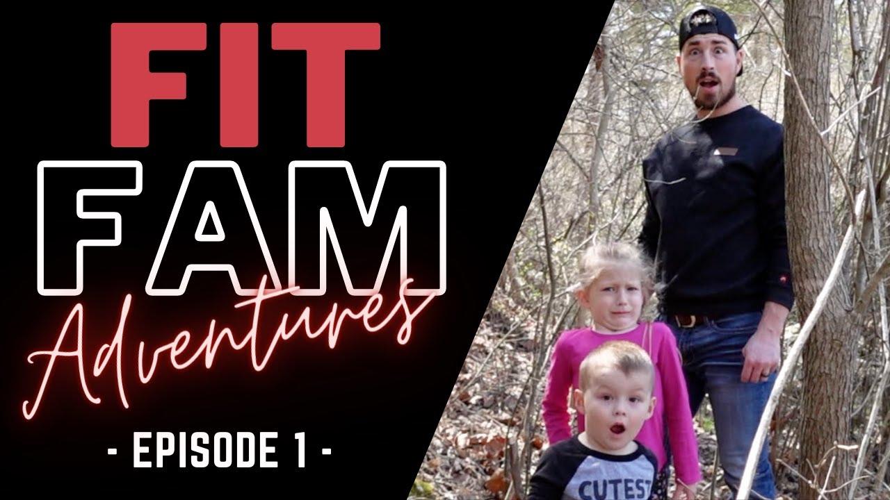 Download Fit Fam Adventures - Secret Tunnel Passage!