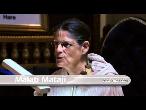 Lecture - Malati Mataji - SB 10.2.10 - Demigod Worship