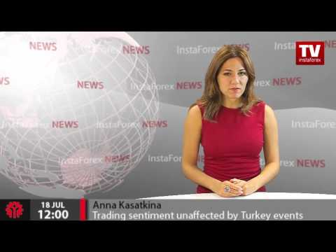 Trading sentiment unaffected by Turkey events