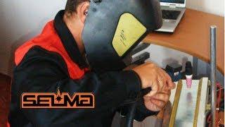 Обучение сварщиков с помощью тренажер ДТС-02 от SELMA