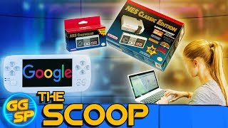 Google Console Division Grows, 7 Year Old Coder, NES Outsells The Rest, And More! | The Scoop