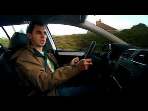 Fifth Gear - VW Golf 6 / VI Test Drive