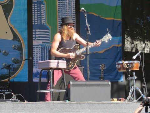 Scott Pemberton - East Bar Line 2017 Portland Blues Festival, Oregon
