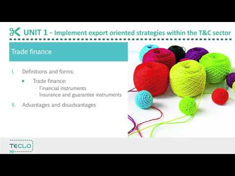 1.3 Access to export credit...