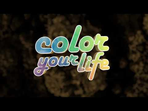 COLOR YOUR LIFE - PROMO VIDEO