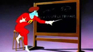 Урок французского с Фриказоидом