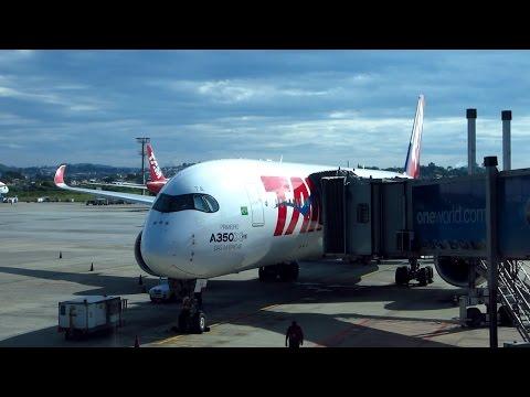 LATAM Paraguay Airbus A320  Buenos Aires Ezeiza - Asunción - São Paulo