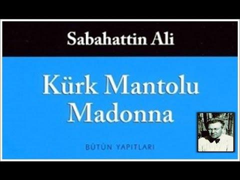 Sabahattin Ali Kürk Mantolu Madonna Kitap Inceleme Yorum Tanıtım