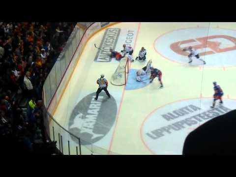 Match hockey Helsinki 04/10/2012