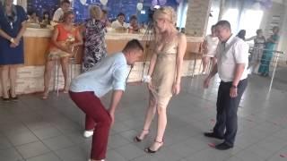 Repeat youtube video Конкурс на свадьбе